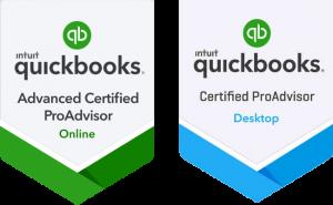 TEI Certified ProAdvisor Badges